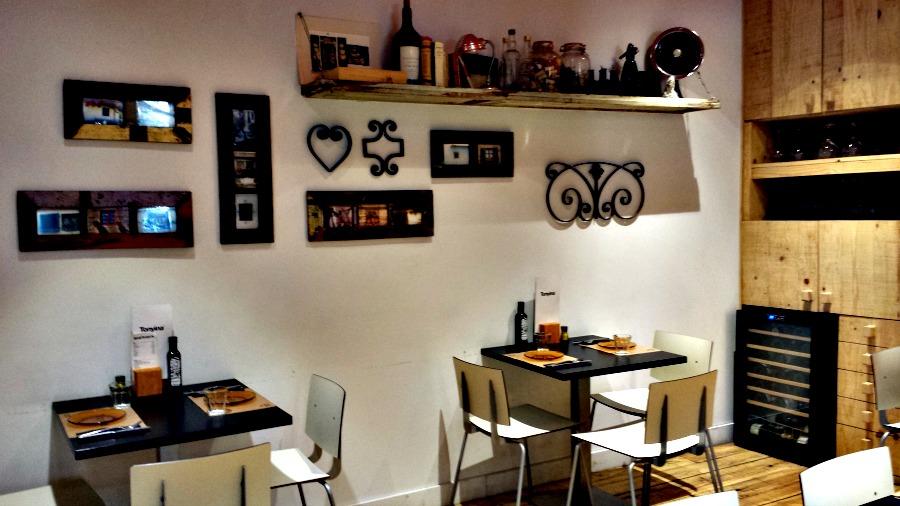 Bar Tonyina (Valencia) - Salón interior