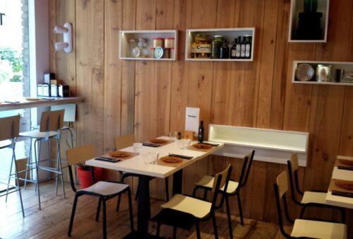 Bar Tonyina (Valencia) - Salón