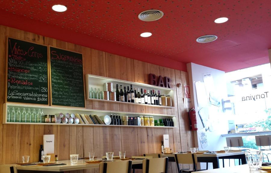 Bar Tonyina (Valencia) - General