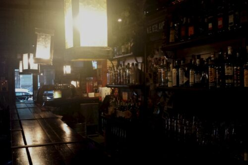 Portland Ale House (Valencia) - La barra