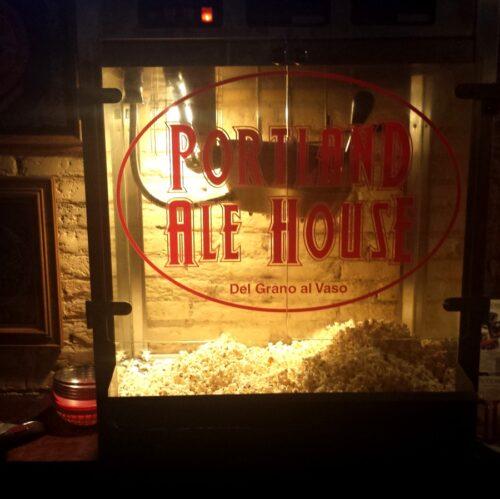 Portland Ale House (Valencia) - Máquina de palomitas
