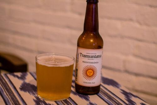 Cerveza artesanal Tramuntana - S'alat (Valencia)