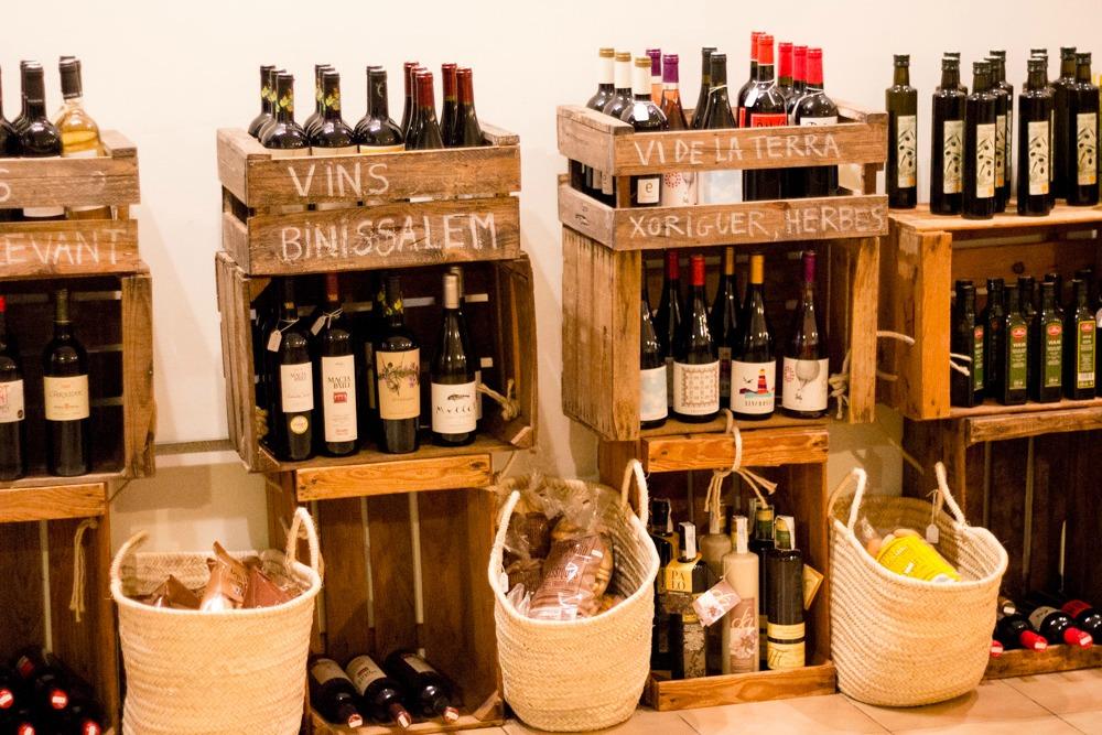 Tienda de productos mallorquines - S'alat (Valencia)
