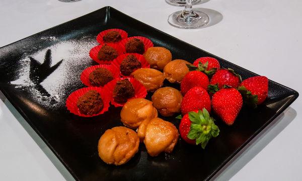 II Foro Gastronómico de El Symposio: la clóchina valenciana - Dulces