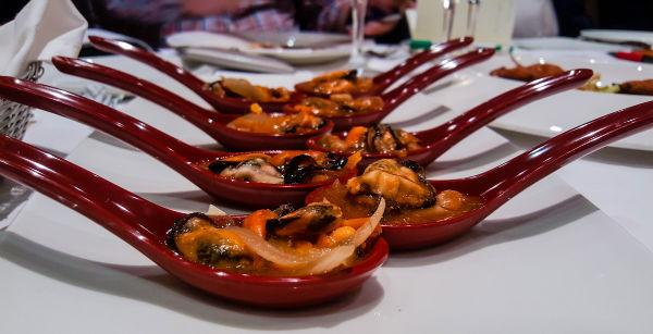 II Foro Gastronómico de El Symposio: la clóchina valenciana - En escabeche y con champiñones