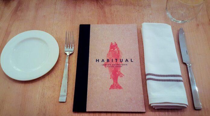 Habitual, la nueva propuesta gastronómica de Ricard Camarena