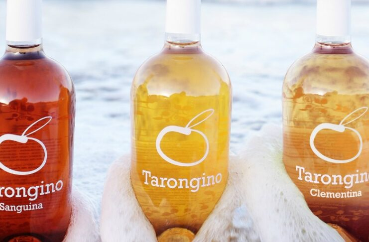 Tarongino, un vino de naranja elegante y refrescante