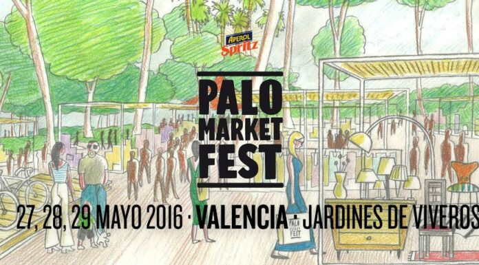 Palo Market Fest llega a Valencia