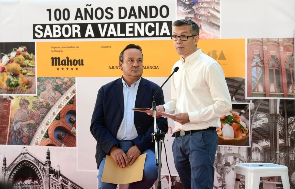 Mercado Colón: Cien años dando sabor a Valencia