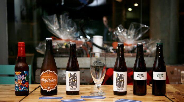 """Las """"cervezas salvajes"""" irrumpen en Valencia"""