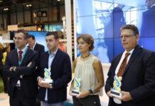 El cocinero Ricard Camarena recibe el premio 'ADN Agro'