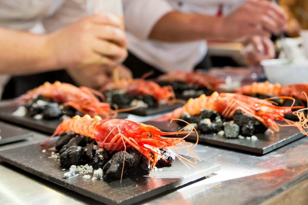 El 6.º Concurso Internacional de Cocina Creativa de la Gamba Roja de Dénia ya tiene finalistas