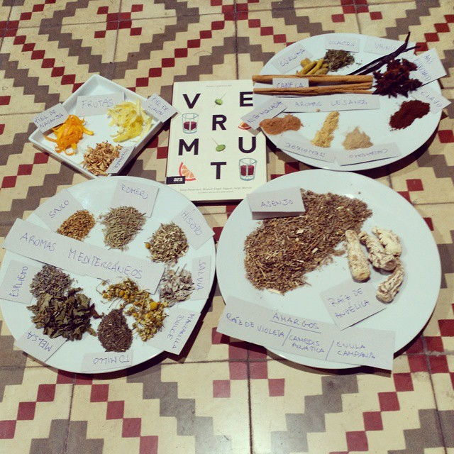 Taller de vermut en Ostrarium Bar