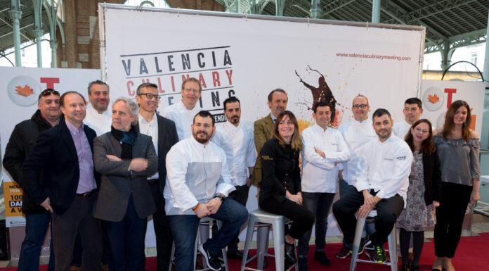 Valencia calienta fogones para el Valencia Culinary Meeting