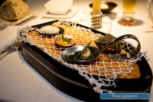 Raúl Resino Restaurante - Snacks