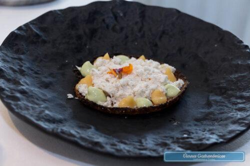 Restaurant L'Antic Molí - Jornadas de la Galera 2017 - Dentelle de galera