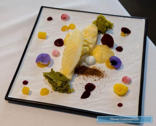 Restaurant L'Antic Molí - Jornadas de la Galera 2017 - Pantone de naranja