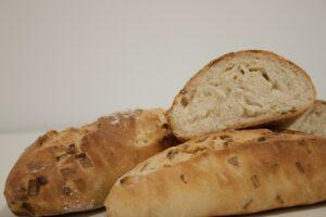Curso de panes variados en el Centro de Formación Arnadí