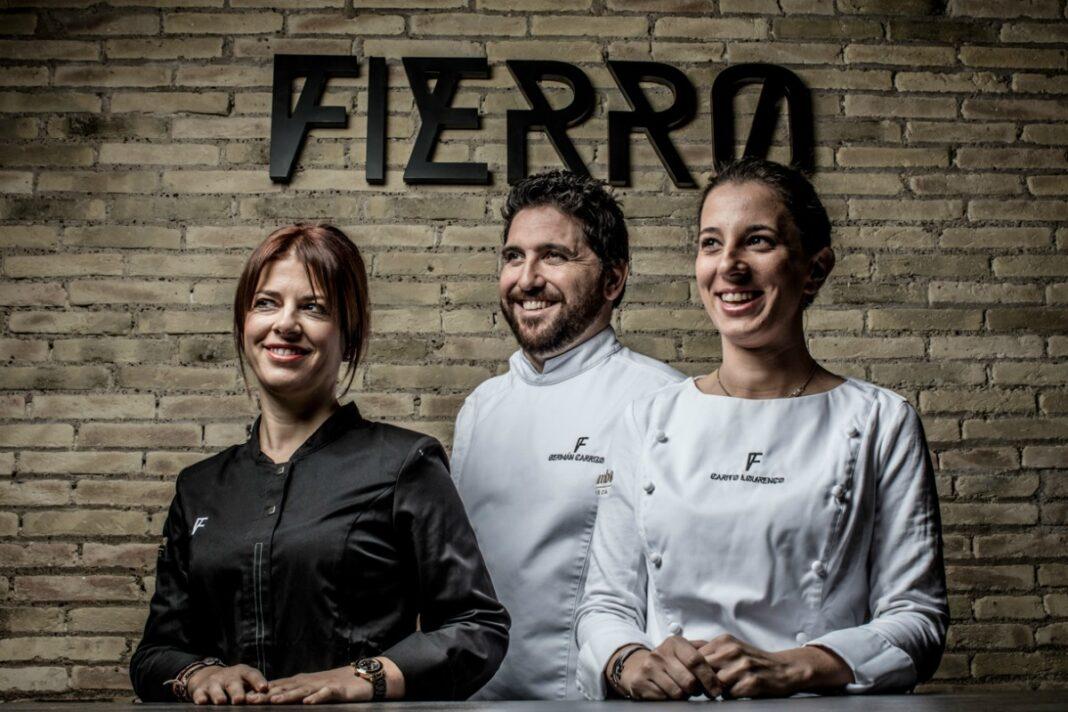 Fierro estrena menú en su tercera temporada