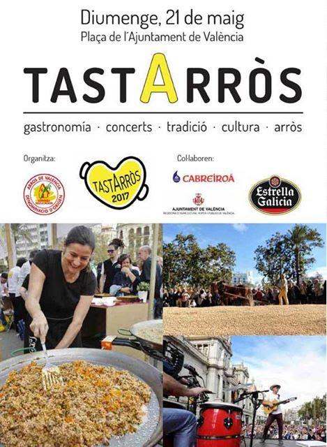 II edición del Tastarròs: la fiesta del arroz vuelve a la Plaza del Ayuntamiento