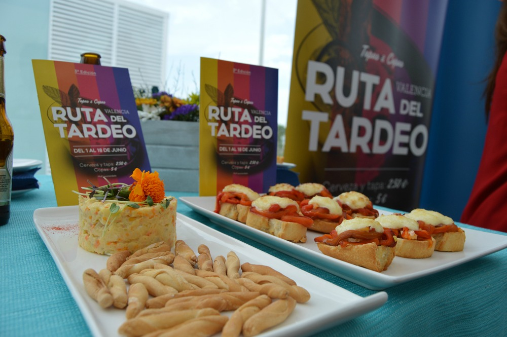 Los actos con motivo del Día Mundial de la Tapa arrancan con la Ruta del Tardeo de Valencia