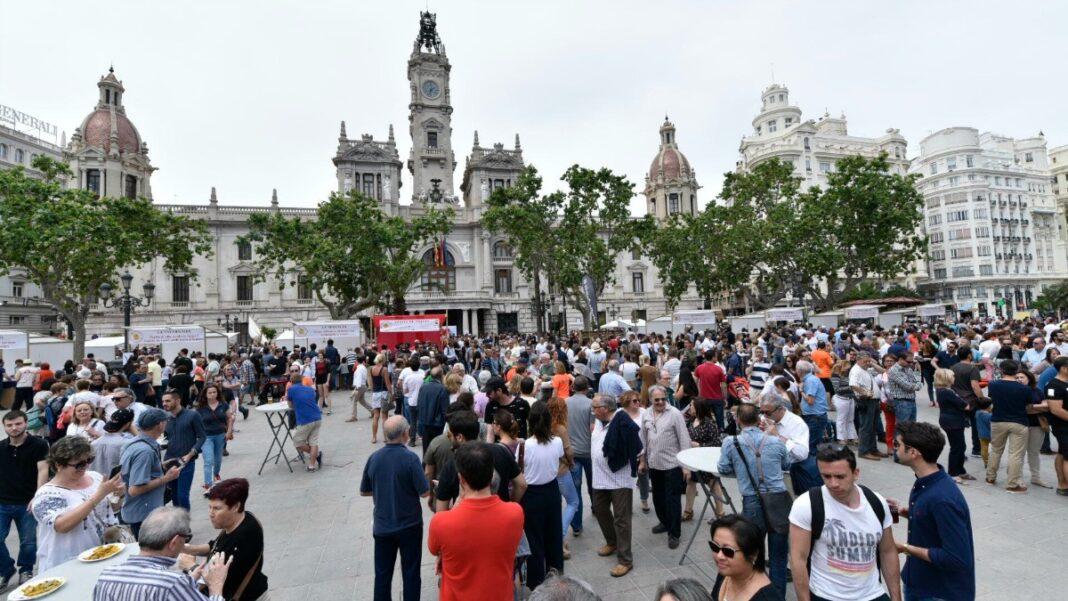 Más de 15.000 personas disfrutan de la segunda edición del Tastarròs