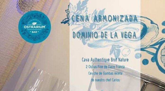 Cena Armonizada Dominio de la Vega