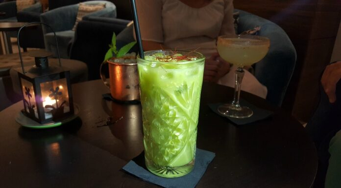 El restaurante mexicano Ameyal impulsa su Mezcal Lounge
