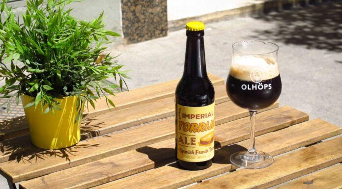 Imperial Torrija, el postre hecho cerveza por H2ÖL Brewing y Tyris