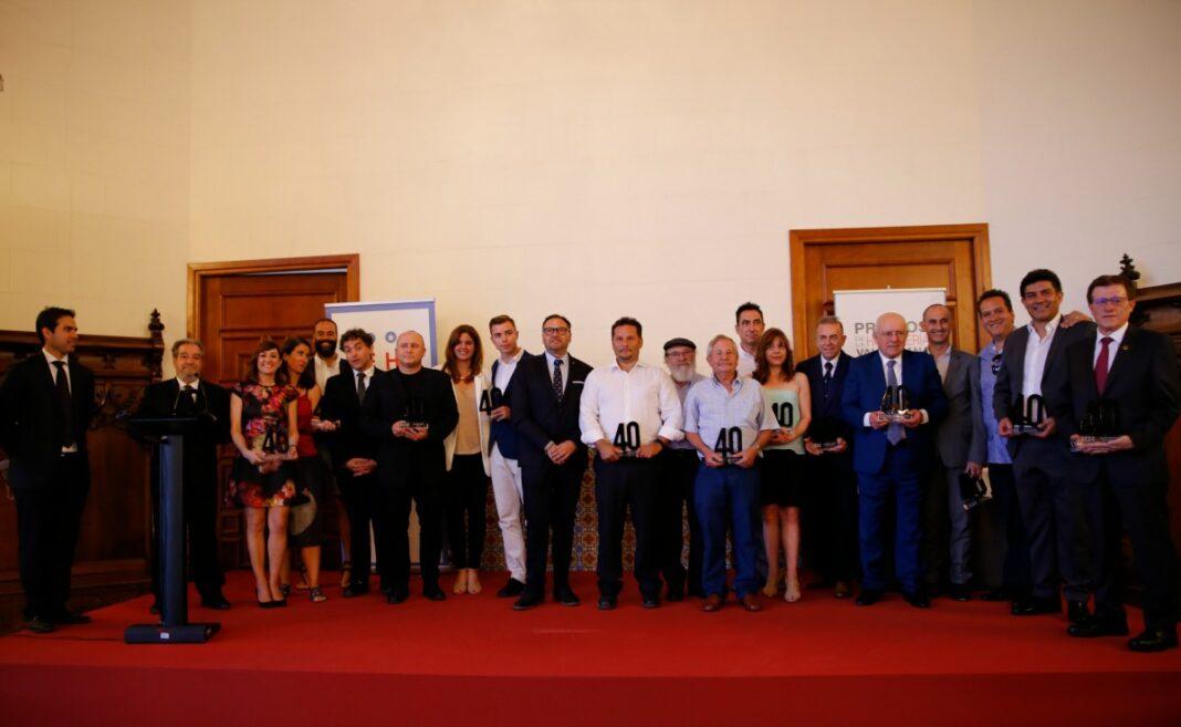 La Federación de Hostelería de Valencia celebra su 40º aniversario