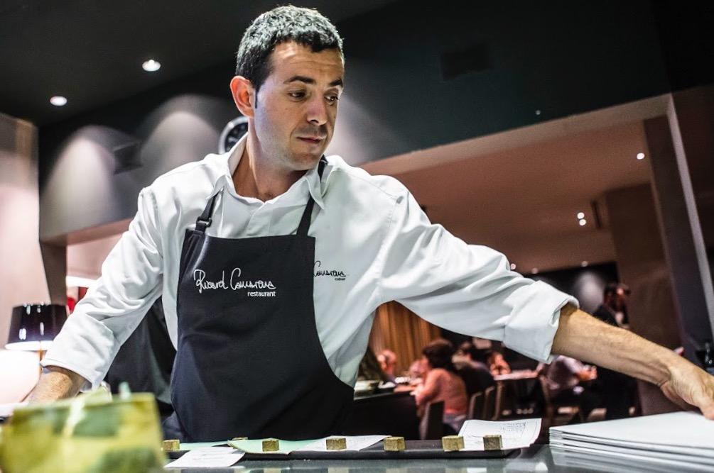 Ricard Camarena Restaurant abre en Bombas Gens para ofrecer una propuesta gastronómica más experiencial