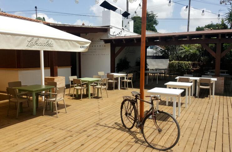 La Bicicleta de Náquera en las puertas de la Sierra Calderona