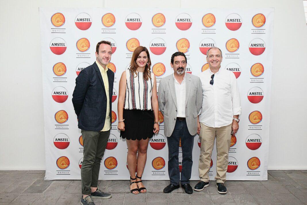 Turismo Valencia, Amstel y Asociación Wikipaella presentan PAELLA FÒRUM, una iniciativa para impulsar el icono de la gastronomía valenciana