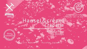 "Olhöps - ""Meet The Cook"": Hansel&Crêpel"
