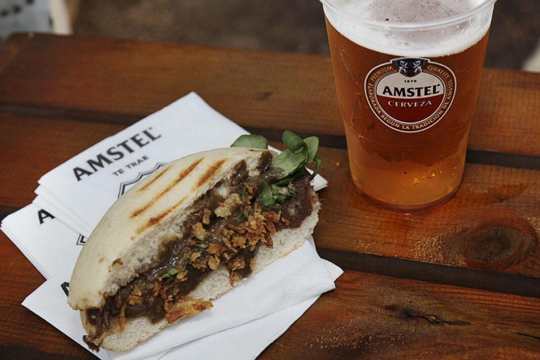 Vuelve el Amstel Valencia Market con el maridaje más innovador entre gastronomía y cerveza