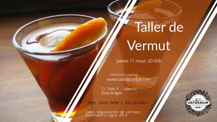 Taller de Vermut en Ostrarium Bar (Valencia)