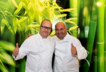 Raúl Resino y Vicente Patiño celebrarán una cena a 4 manos en el restaurante Saiti