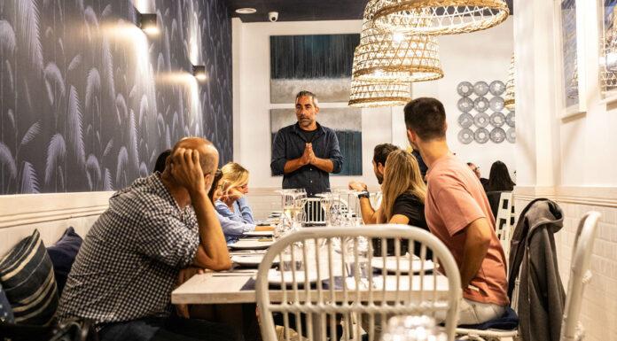 Crudo Bar, ampliando horizontes culinarios