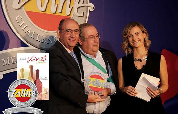 La Semana Vitivinícola gana el IWC Merchant Award Spain por su 'Guía de Vinos y Aceites'
