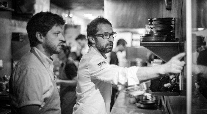 Traca final de estrellas Michelin con los últimos tres chefs argentinos invitados a cocinar en el restaurante Fierro