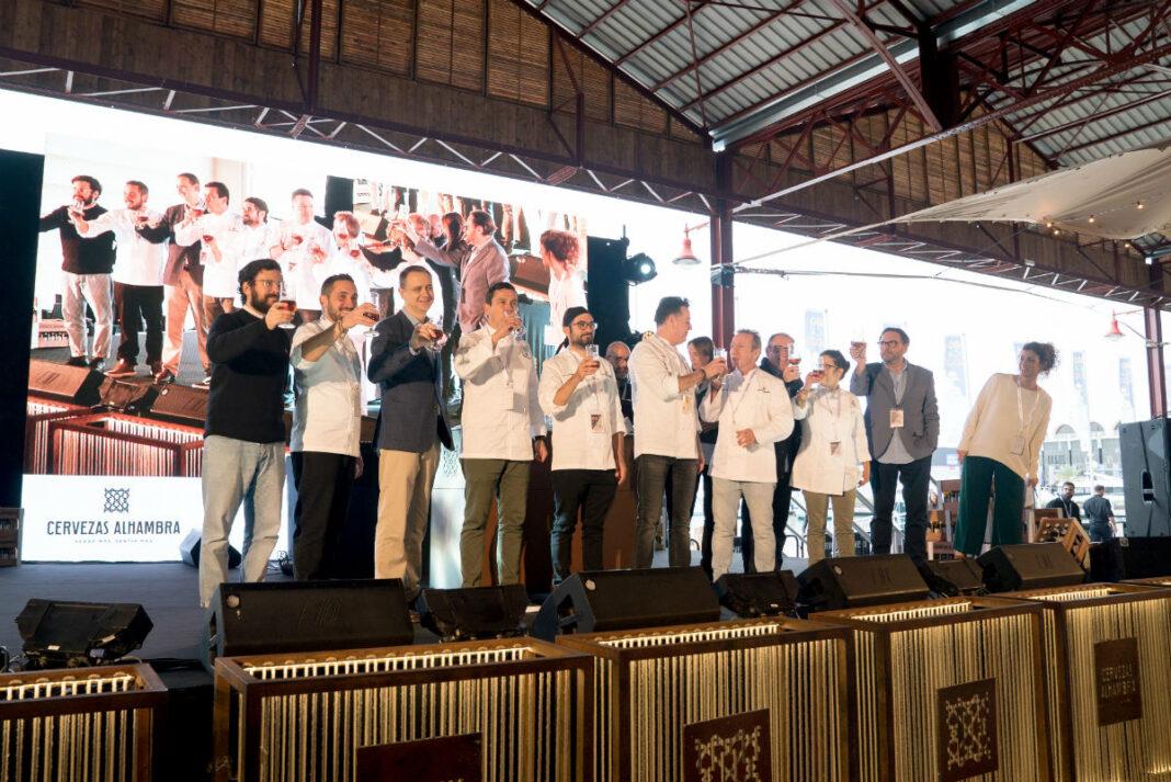 """El certamen culinario """"Bocados"""" de Cervezas Alhambra llega al Tinglado 2 de La Marina de Valencia"""