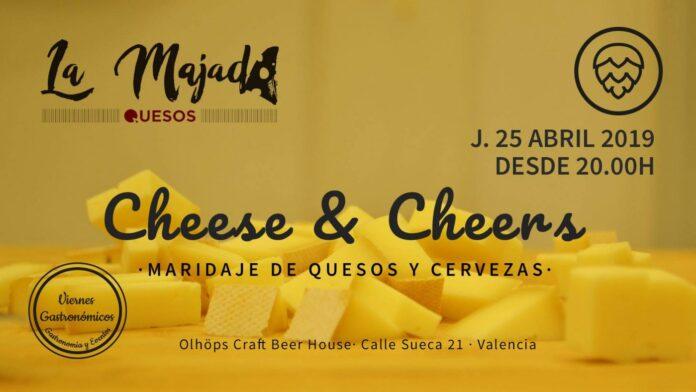 Cheese & Cheers: maridaje de cervezas y quesos en Olhöps