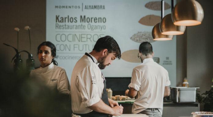 Vuelve 'Cocineros con futuro' con el chef de Oganyo, Karlos Moreno
