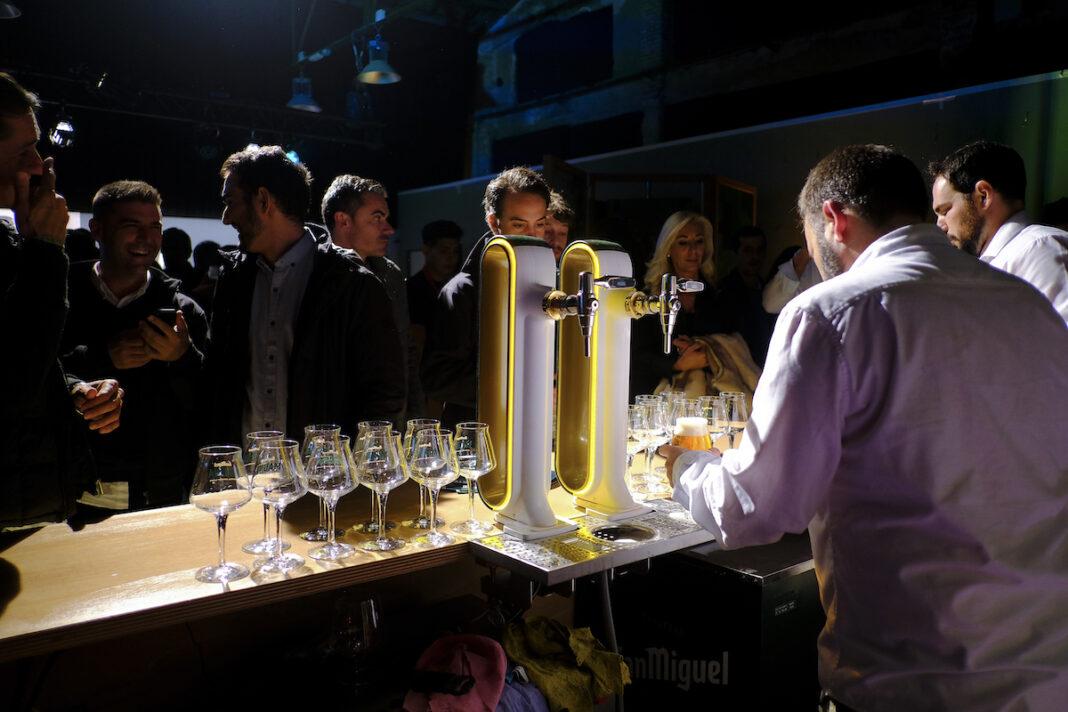 Tienes derecho a celebrarte a ti mismo en la Sala Magna de Cervezas San Miguel