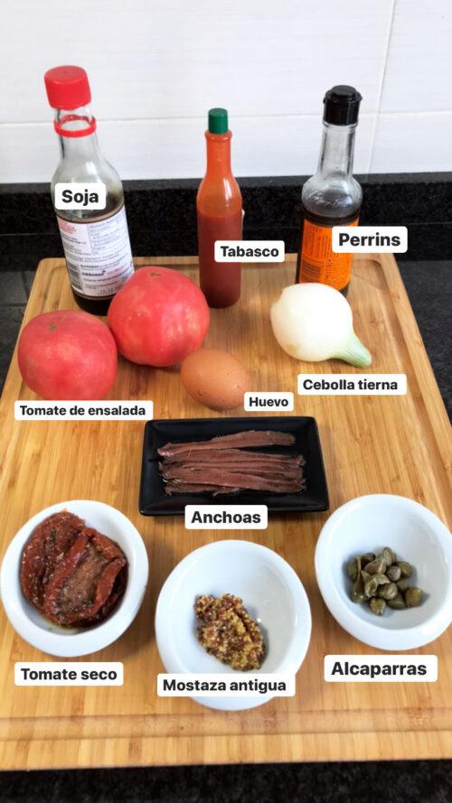 """""""Paso a paso"""" con Viernes Gastronómicos y Luis Asensio: receta de tartar de tomate"""
