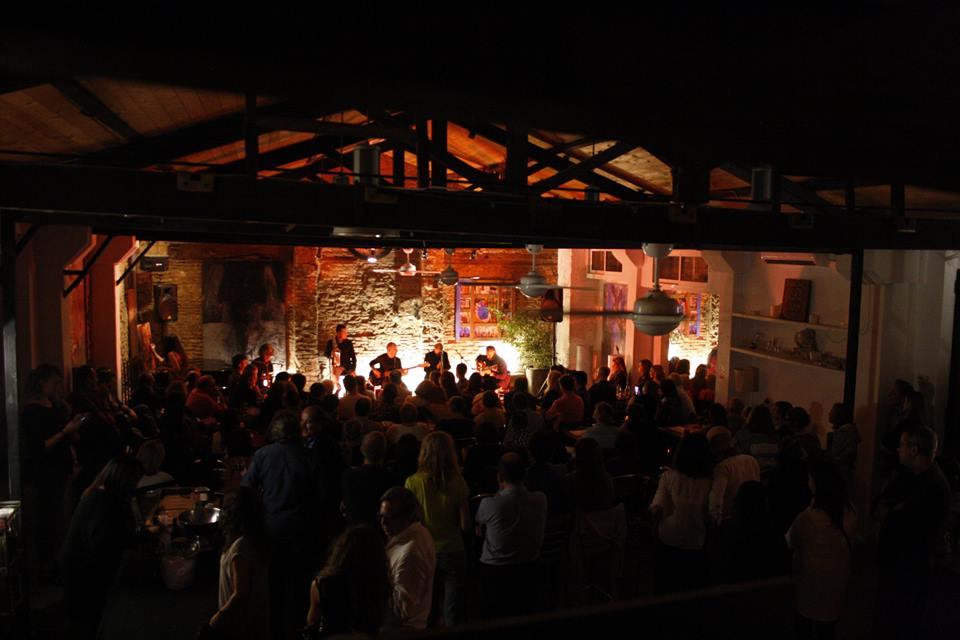En casa con Doña Petrona a ritmo de Flamenco-Jazz