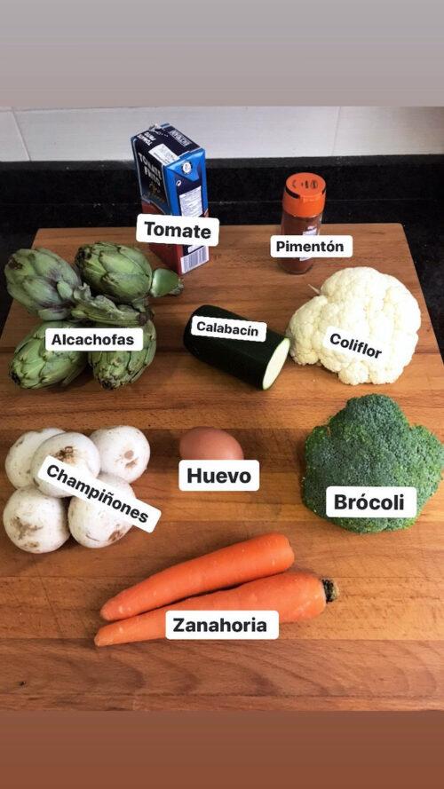 """""""Paso a paso"""" con Viernes Gastronómicos y Luis Asensio: receta de menestra de verduras"""
