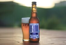 BE-LOW, la innovadora IPA sin alcohol de ZETA BEER CO.