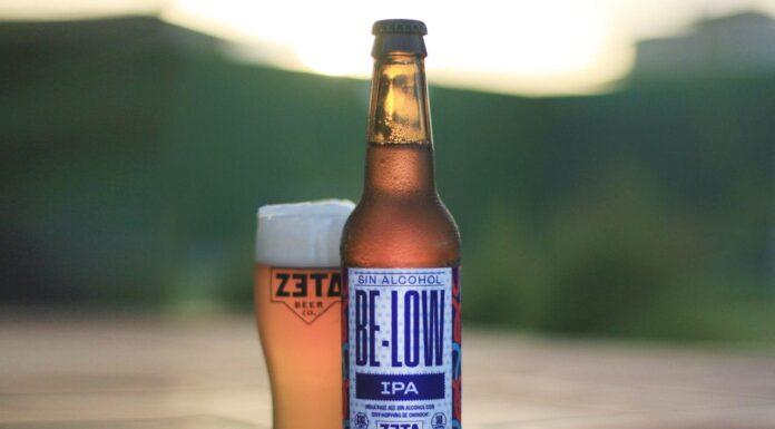 BE-LOW, la innovadora IPA sin alcohol de ZETA BEER CO.