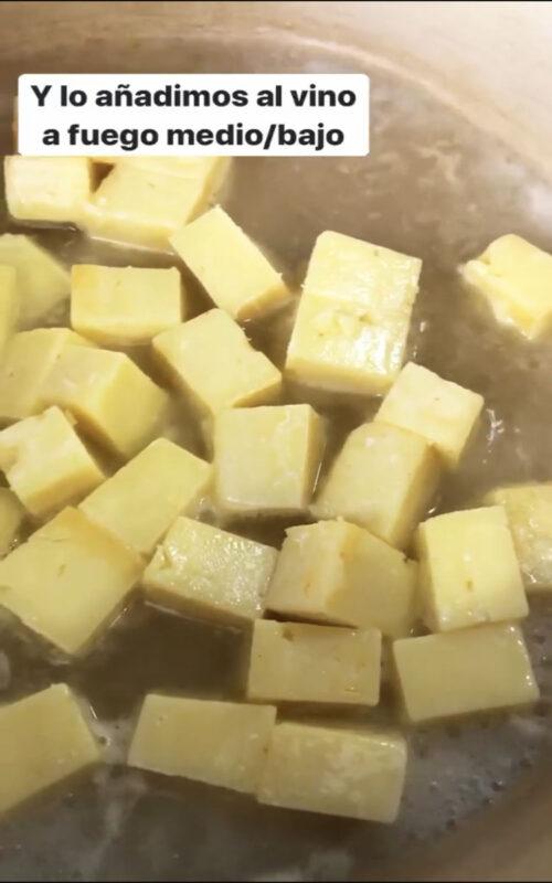 """""""Paso a paso"""" con Viernes Gastronómicos y Luis Asensio: receta de pasta con queso y chorizo"""